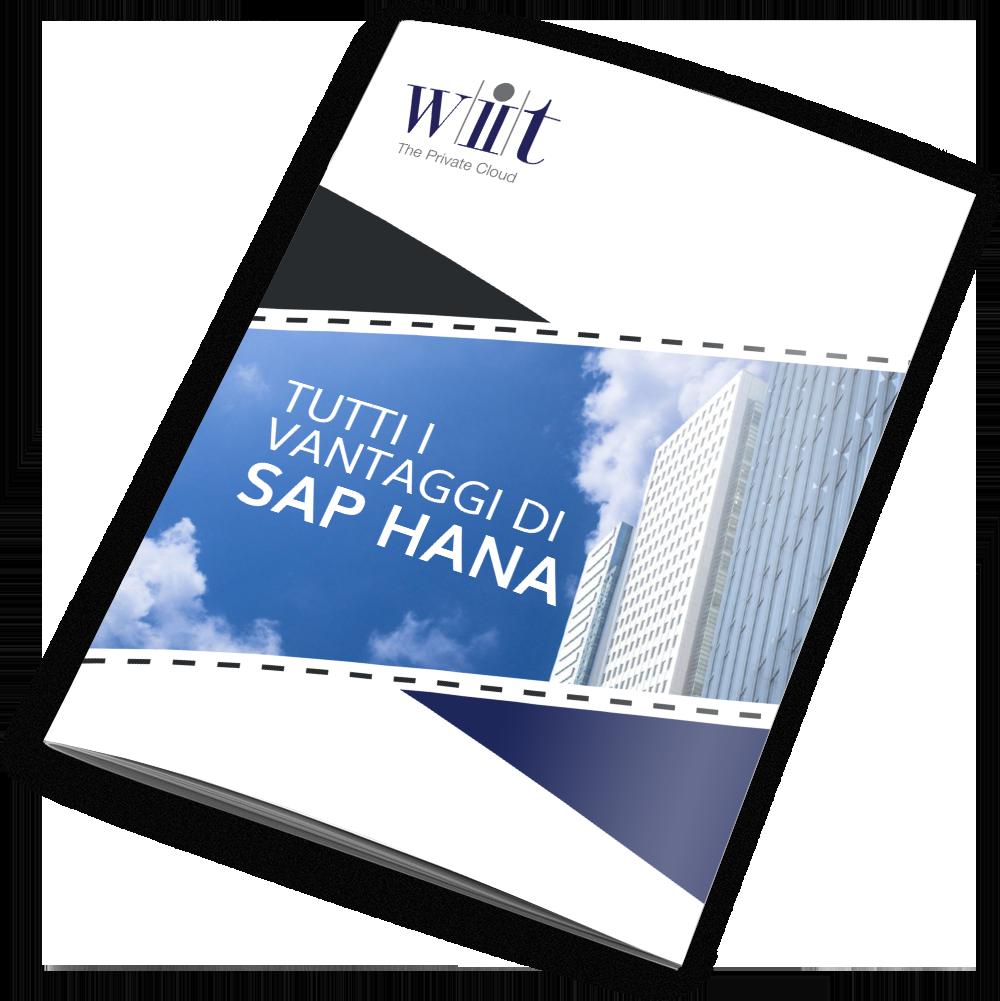 Tutti i vantaggi di SAP Hana